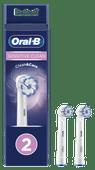 Oral-B Sensitive Clean Bürstenkopf 2 Stück