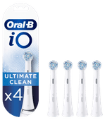 Oral-B iO Ultimate Clean (4 Stück)