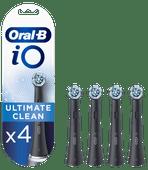 Oral-B iO Ultimate Clean Schwarz (4 Stück)