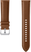 Samsung Lederband Braun 22mm