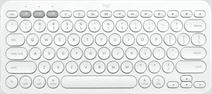 Logitech K380 kabellose Tastatur QWERTZ Weiß