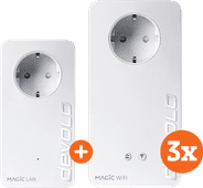 Devolo Magic 2 WiFi nächstes Multiroom Kit + Erweiterung (NL)