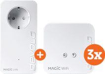 Devolo Magic 1 WiFi Mini Multiroom Kit + Erweiterung (NL)