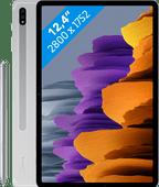 Samsung Galaxy Tab S7 Plus 128 GB WLAN Silber