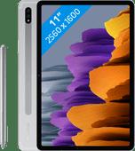 Samsung Galaxy Tab S7 256 GB WLAN Silber