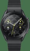 Samsung Galaxy Watch3 Schwarz 45 mm Titan