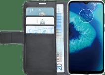Azuri Wallet Motorola Moto G8 Power Lite Book Case Schwarz