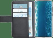 Azuri Wallet Motorola Edge Book Case Schwarz
