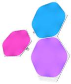 Nanoleaf Shapes Hexagons Expansion 3er-Pack