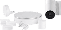 Somfy Protect Home Alarm + Outdoor Camera Weiß