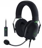 Razer Blackshark V2 Gaming-Headset + USB-Mikrofonverstärker