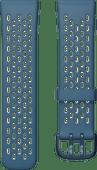Fitbit Versa 3/Sense Silikonarmband Blau L
