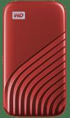 WD My Passport 2 TB SSD Red