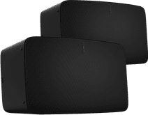 Sonos Five Duo Pack Schwarz
