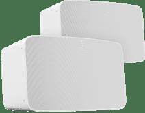 Sonos Five Duo Pack Weiß