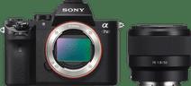 Sony A7 II + FE 50 mm f/1.8