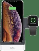 Belkin PowerHouse Dockingstation iPhone + Apple Watch Weiß