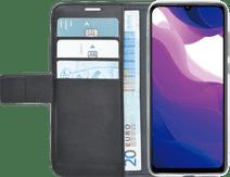 Azuri Wallet Magneet Xiaomi Mi 10 Lite Book Case Schwarz