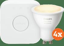 Philips Hue White Ambiance GU10 Bluetooth Starter Duo Pack