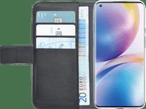 Azuri Wallet OnePlus 8 Pro Book Case Schwarz