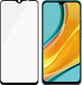 PanzerGlass Case Friendly Xiaomi Redmi 9 Displayschutzfolie Glas Schwarz