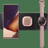 Samsung Trio Kabelloses Ladegerät 9 W Schwarz