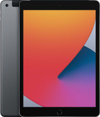 Apple iPad (2020) 10,2 Zoll 32 GB WLAN + 4G Space Gray