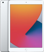 Apple iPad (2020) 10,2 Zoll 128 GB WLAN Silber