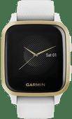Garmin Venu Sq Weiß/Gold