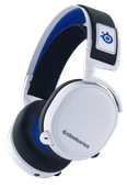 SteelSeries Arctis 7P Kabelloses Gaming-Headset PS4/PS5 Weiß