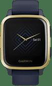 Garmin Venu Sq Music Blau/Gold