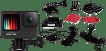 GoPro HERO 9 Black - Befestigungsset