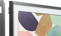"""Samsung Frame 32"""" TV Rahmen Silber"""
