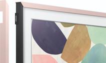 """Samsung Frame 32"""" TV Rahmen Rosé"""