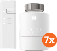 Tado Smart Heizkörperthermostat Starter 7er-Pack