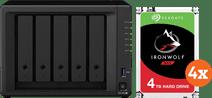 Synology DS1520+ + 16 TB (4 x 4 TB)