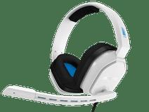 Astro A10 Gaming-Headset für PC, PS5, PS4, Xbox Series X|S, Xbox One ¿ Weiß/Blau