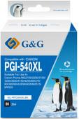 G & G PG-540XL Patrone Schwarz