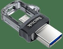 SanDisk Dual Drive Ultra 3.0 128 GB USB
