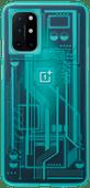 OnePlus 8T Quantum Rückseite Blau