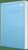 Seagate One Touch Portable Drive 2 TB Blau