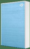 Seagate One Touch Portable Drive 5 TB Blau