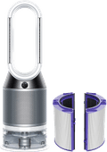 Dyson Pure Humidify + Cool Weiß/Silber + Filterset