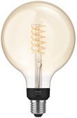Filamentlampe Philips Hue White Globe G125/E27 Bluetooth