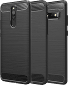 Just in Case Rugged Xiaomi Poco X3 Backcover Schwarz