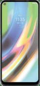 Azuri Tempered Glass Motorola Moto G9 Plus Displayschutzfolie Rinox Armor Schwarz