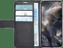 Azuri Wallet Magnet OnePlus Nord Book Case Schwarz