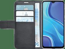Azuri Wallet Magnet Xiaomi Redmi 9 Book Case Schwarz