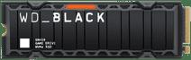 WD Black SN850 2 TB NVMe mit Kühler
