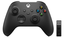 Microsoft Xbox kabelloser Controller + kabelloser Adapter für Windows 10 (2020)